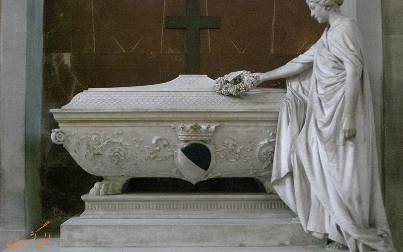 موزه و کلیسای سانتا کروچه ایتالیا