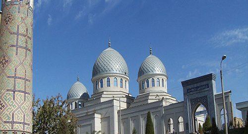 Tashkent Friday prayers