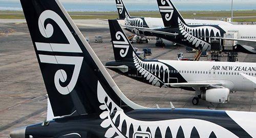 معرفی شرکت هواپیمایی ایر نیوزیلند