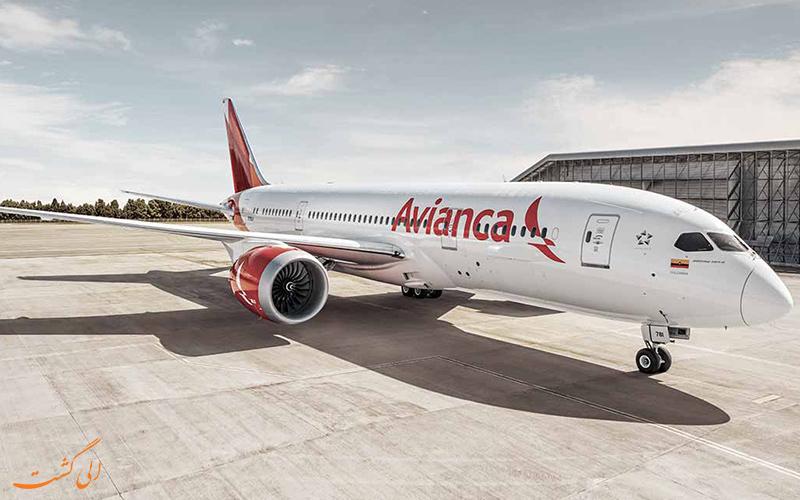هواپیمایی آویانکا