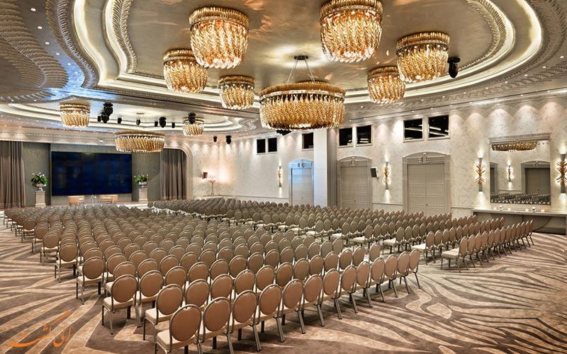 خدمات رفاهی هتل بیلگاه بیچ باکو- اتاق کنفرانس
