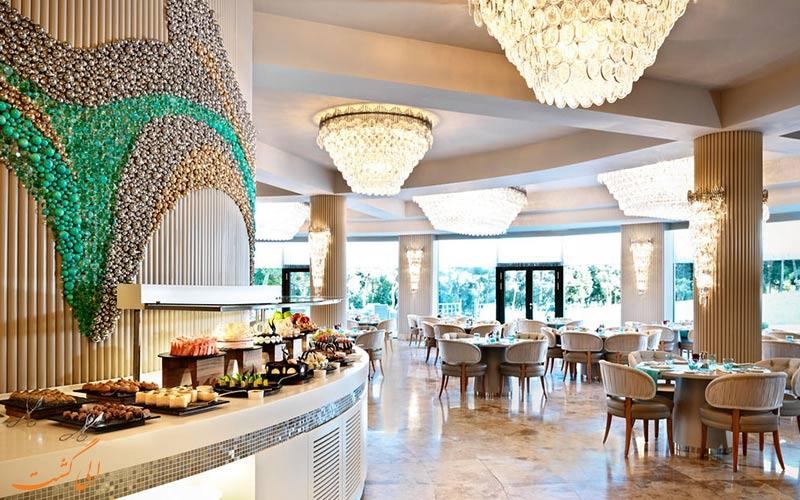 هتل بیلگاه بیچ باکو- رستوران