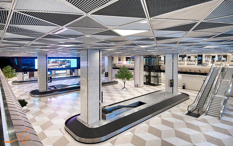 اطلاعات فرودگاه بین المللی باکو