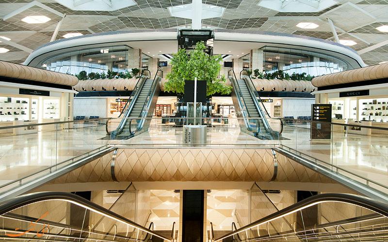ترمینال های فرودگاه بین المللی باکو