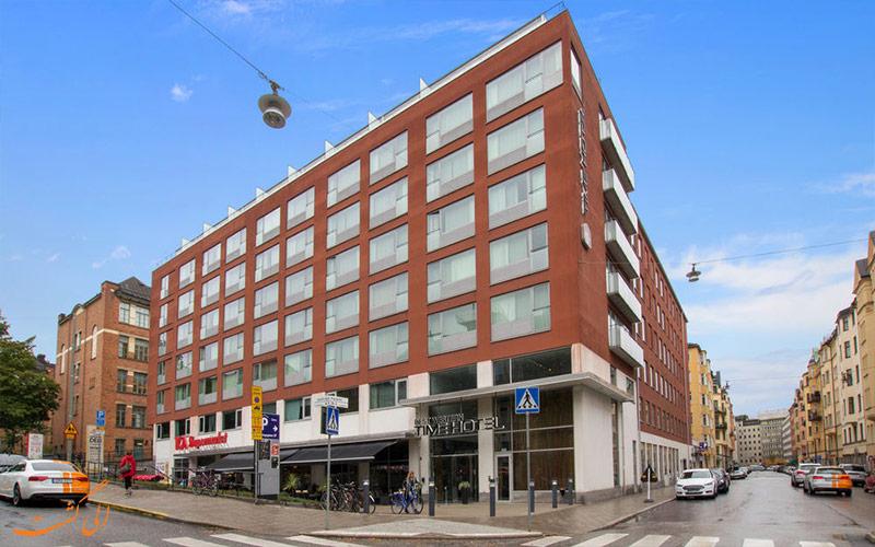 Best Western Plus Time Hotel- Eliasht.com نمای هتل