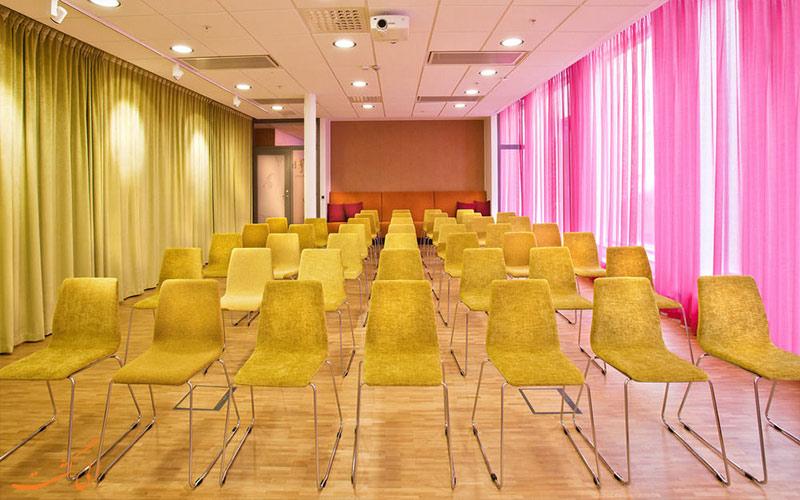 هتل بست وسترن پلاس تایم استکهلم - اتاق کنفرانس