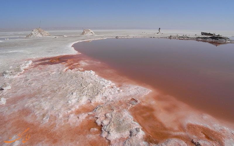 دریاچه شط الجدید