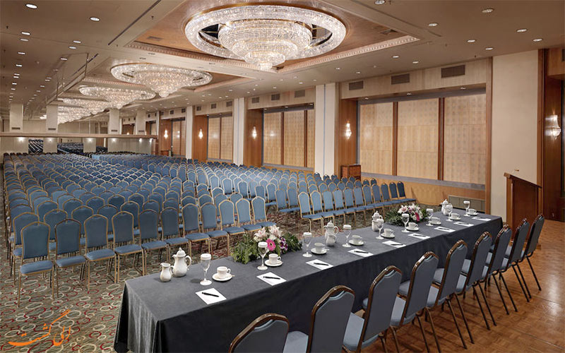 هتل دیوانی کاراول آتن- اتاق کنفرانس