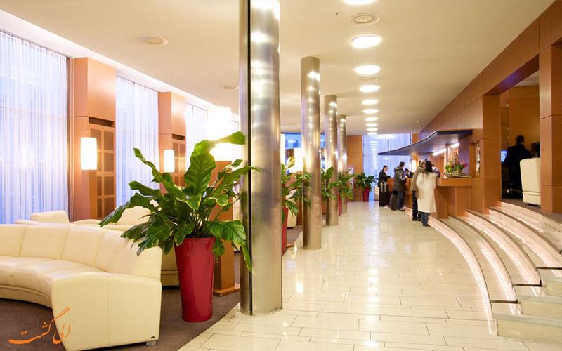 هتل کورناوین ژنو | Hotel Cornavin Geneve