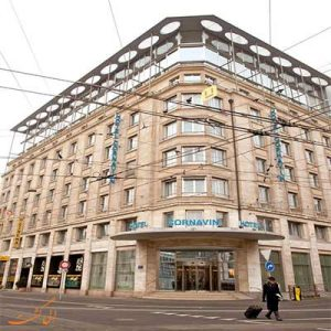 Hotel Cornavin Geneve- eligasht.com الی گشت