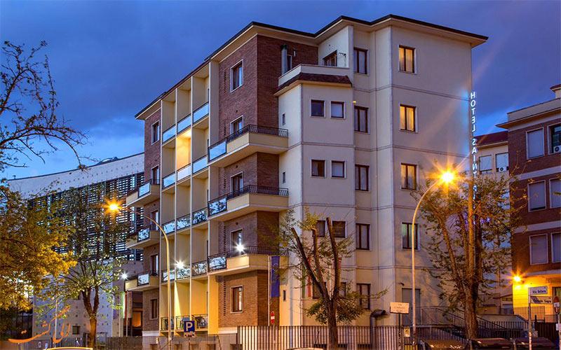 Hotel Saint Paul- eligasht.com نمای هتل