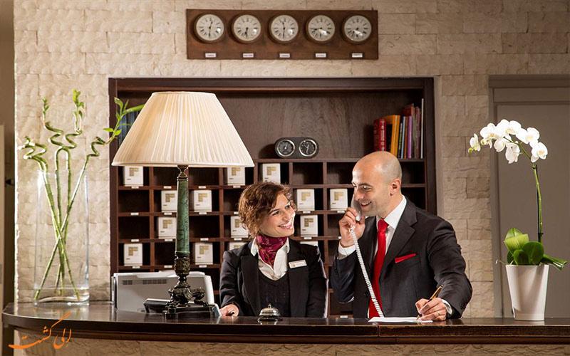 رشته مدیریت هتلداری