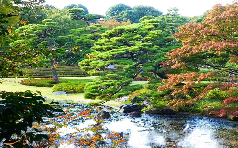 باغ های شرقی