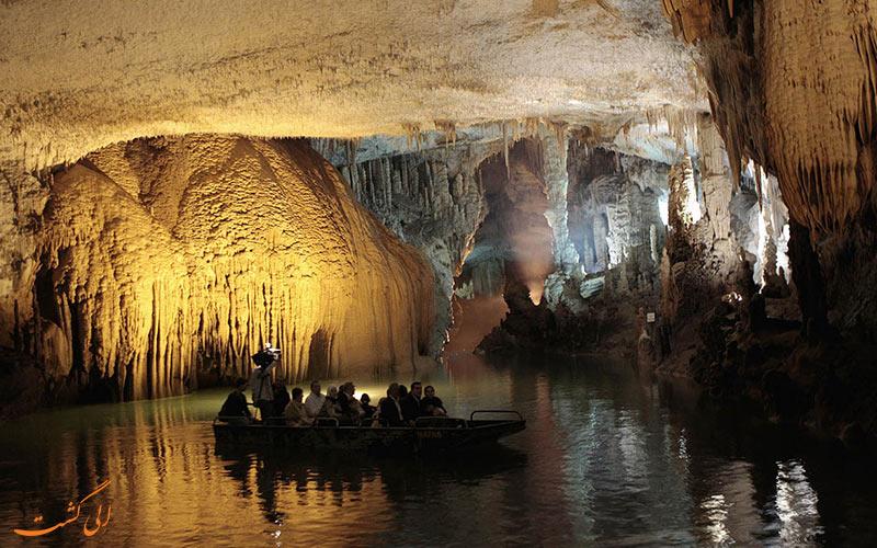 غار پایینی