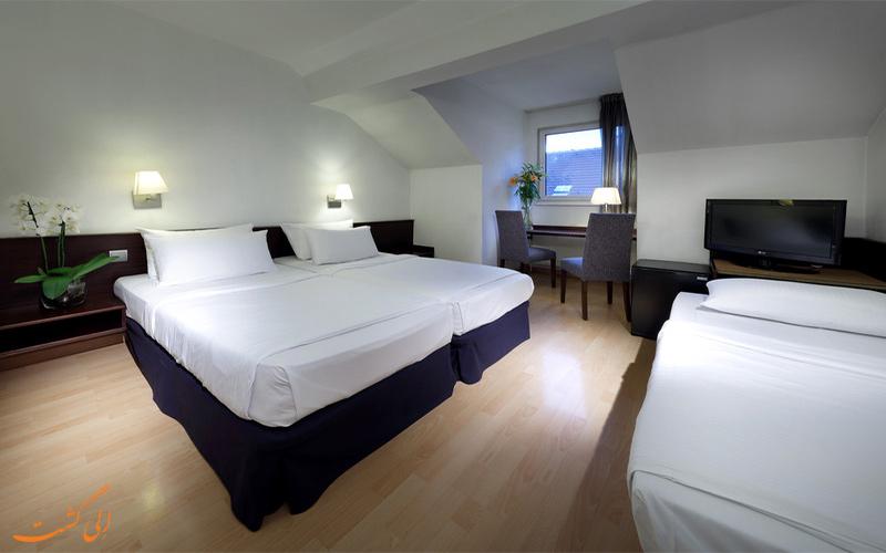 انواع اتاق های هتل میت دپندنس وین