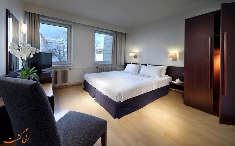 امکانات اتاق های هتل میت دپندنس وین