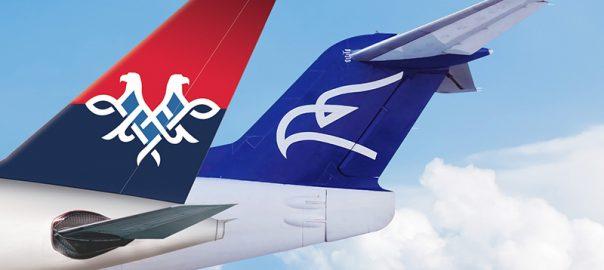 معرفی شرکت هواپیمایی مونته نگرو ایرلاینز