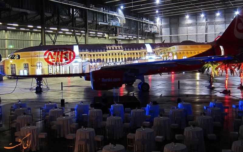 شرکت هواپیمایی نیکی ایرلاین