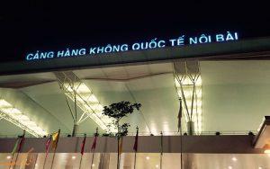 معرفی فرودگاه بین المللی هانوی