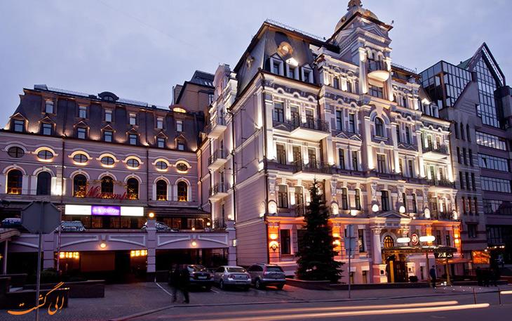 هتل اوپرا کی یف
