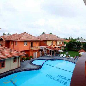 هتل پارادایس هالیدی ویلیج در نگومبو