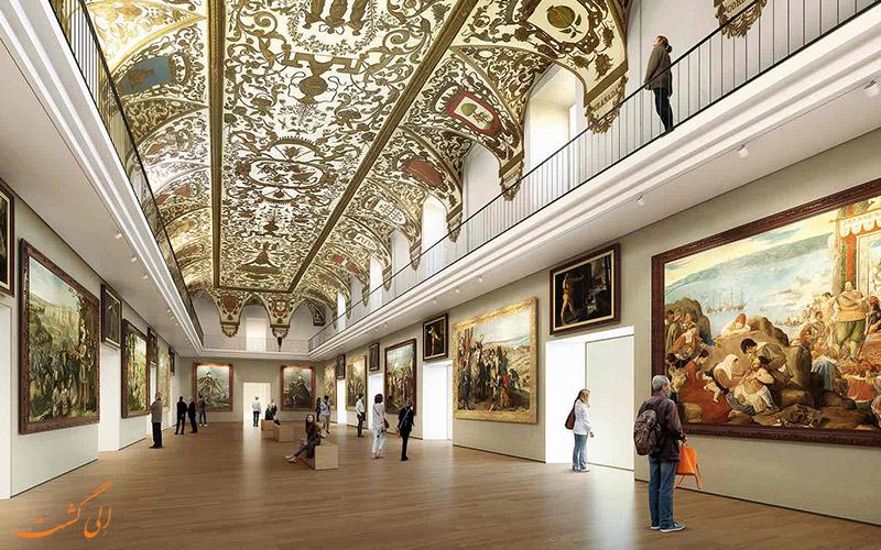موزه ای با نگرش هنراسپانیایی اصیل!-نکات سفر به اسپانیا