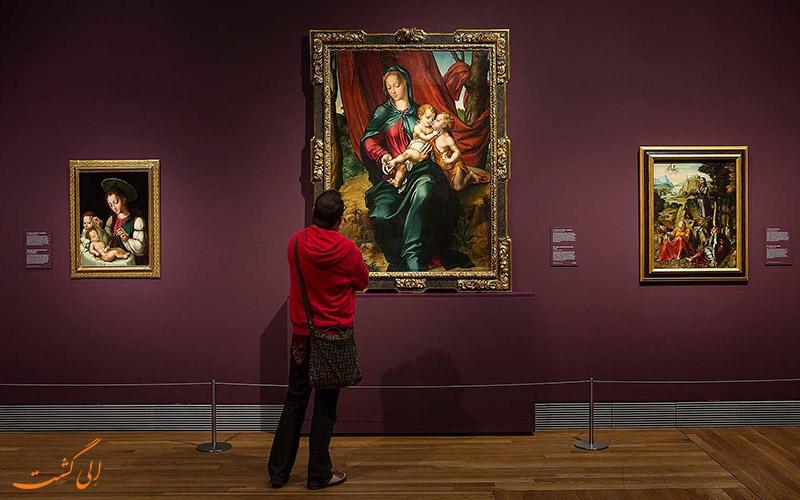 ارزشمندترین گالریهای هنری در جهان و کشور