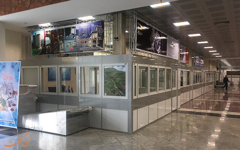 ترمینال فرودگاه سنندج