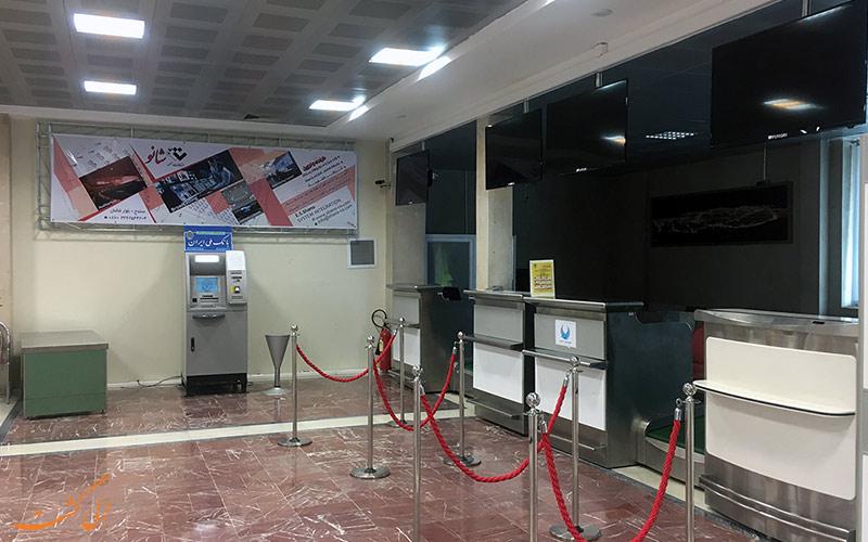 ترمینال های فرودگاه سنندج