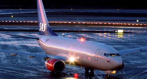 معرفی شرکت هواپیمایی اسکاندیناوی