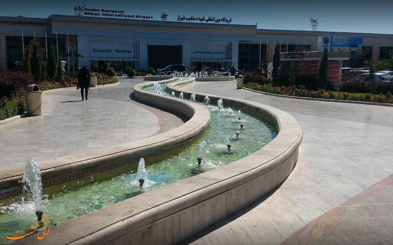 فرودگاه بین المللی شیراز