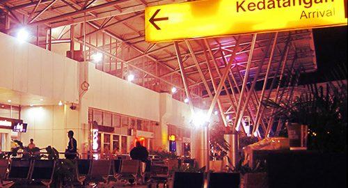 معرفی فرودگاه بین المللی سوئکارنو- هتا، اندونزی