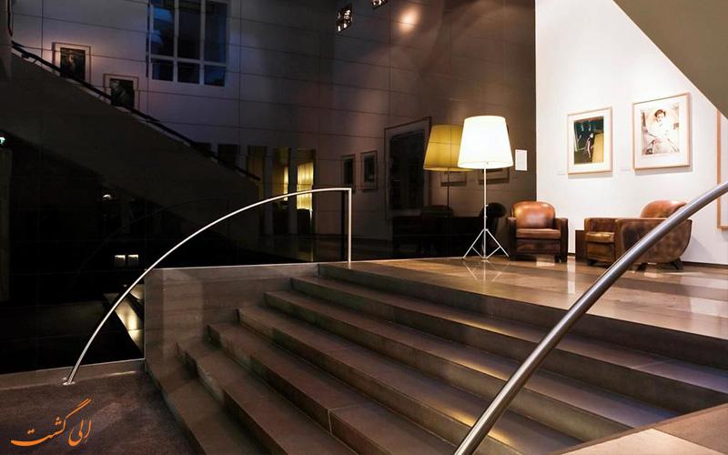 هتل سوفیتل گندارمن مارکت برلین- ورودی هتل