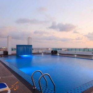 هتل سوپون آرکید رزیدنسی در کلمبو