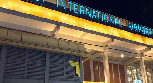 معرفی فرودگاه سونگ شان تایپه