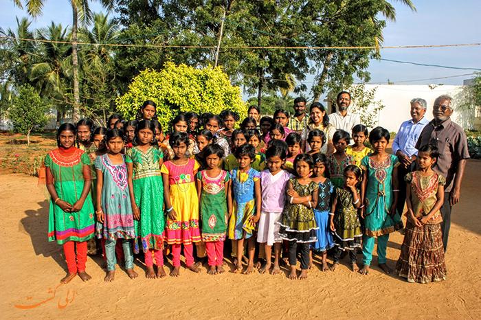 مدرسه قطاری هند