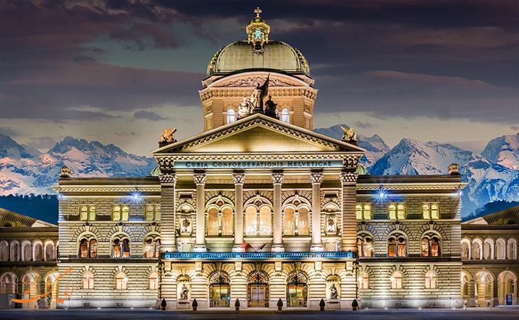 کاخ فدرال برن