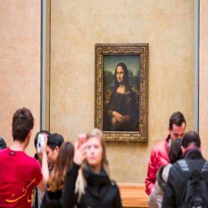 نقاشی مونالیزا