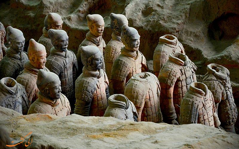ارتش تراکوتا چین
