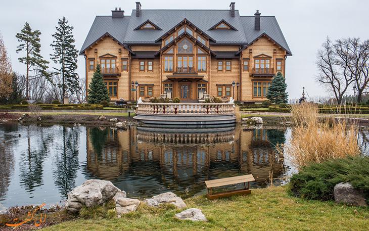 عمارت یانوکوویچ کی یف