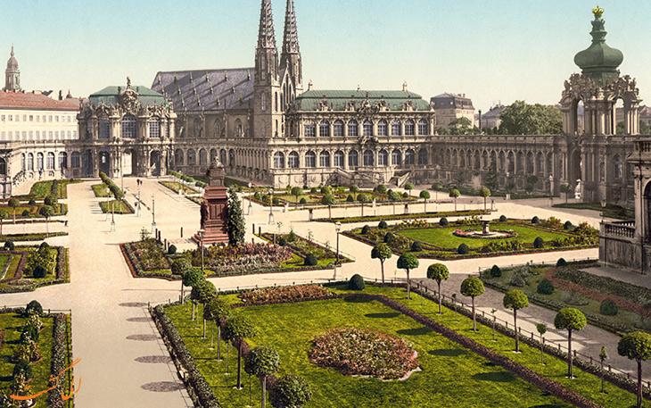 کاخ زوئینگر