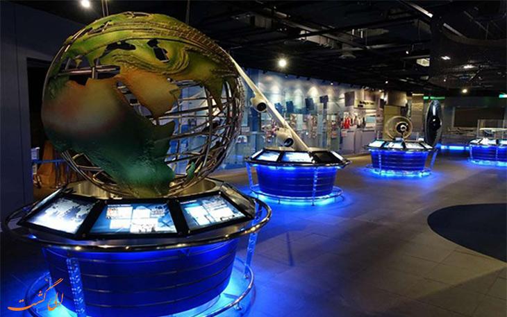 موزه هوانوردی فرودگاه هنگ کنگ