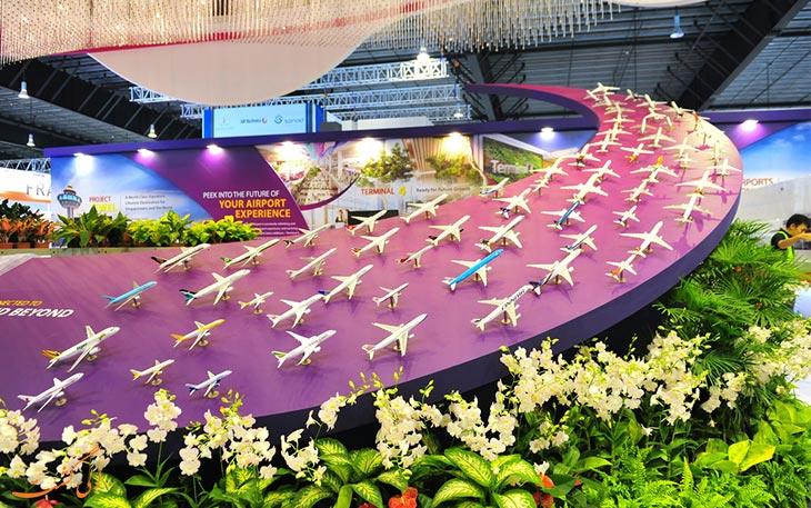 معرفی بهترین فرودگاه های آسیا