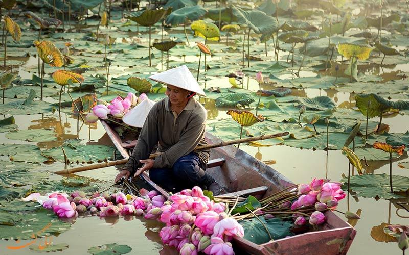مردم محلی تایلند