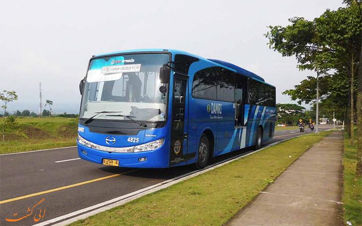 اتوبوس فرودگاه جاکارتا