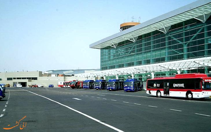 اتوبوس فرودگاه دهلی
