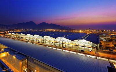 دیدنی های فرودگاه هنگ کنگ