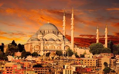 ویدیویی کوتاه از شهر استانبول