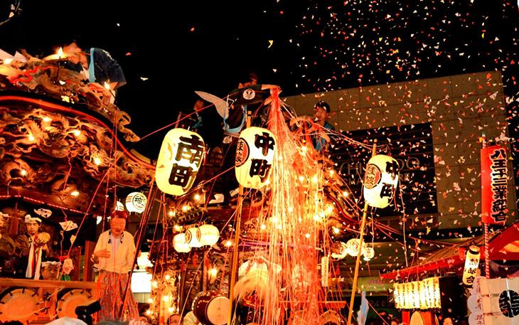 جشنواره های توکیو