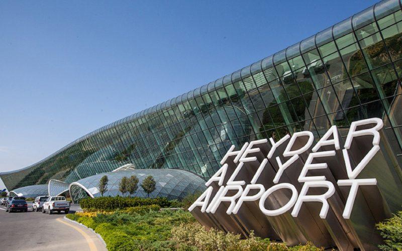 حمل و نقل فرودگاه باکو: حدیر علی اف